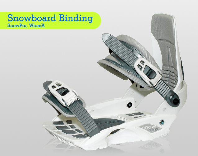 roDesignment RouvenHaas SnowPro Snowboard Binding